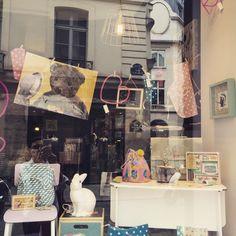 Pois Plume boutique pour enfants et bébés Paris