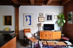 Brooklyn Studio Apartment Home Tour Video