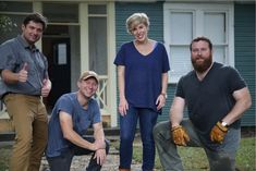 Home Town Hgtv, Erin Napier, Hgtv Shows, Woodworking Projects, The Incredibles, Watch, Fixer Upper, Friends, Sleeve