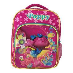 Briscoes - Trolls Backpack Pink