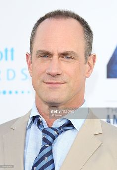 Christopher Meloni attends the '42' Los Angeles premiere at TCL Chinese Theatre on April 9, 2013 in Hollywood, California.