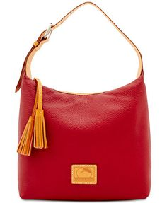 69645ad1ab7d Dooney   Bourke Patterson Leather Paige Sac Hobo Leather Hobo Handbags