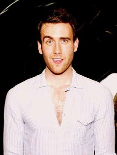 I really don't know when someone went and told Neville he could be so adorable.