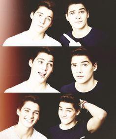 Jack and Finn Harries | via Tumblr