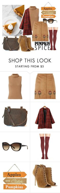 """""""A Few of My Favorite Things"""" by bagmerchant ❤ liked on Polyvore featuring Exclusive for Intermix, Dorothy Perkins, Liz Claiborne, Bulgari, Urban Outfitters, Michael Kors, pss, pumpkinspice and ClassicBagMerchant"""