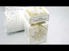 Visit my blog at www.papercraftwithcrafty.co.uk for more fun and inspiration. http://www.papercraftwithcrafty.co.uk/2015/12/a-flurry-of-wishes-cracker-box-wi...
