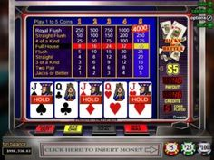 Strategi Permainan Poker Video Non-Wild - Playing Poker Casino Online indonesia