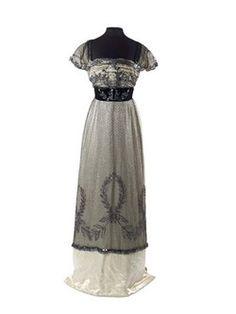 dress; evening dress