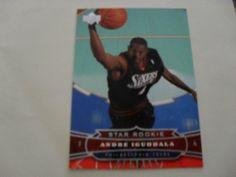 2004/2005 Upper Deck Andre Iguodala #223 Rookie Basketball Card Upper Deck,http://www.amazon.com/dp/B003WLZXRE/ref=cm_sw_r_pi_dp_taQ3sb1319960683