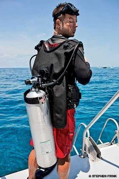Tips for safer boat diving