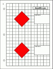 Free downloadable targets for 6mm BR Norma and 6BR benchrest and Long Distance shooting. Targets for 100 to 1000 yards and varmint hunting.