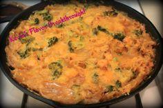 Chicken Broccoli Skillet Bake « Kecia's Flavor Breakthrough!