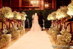 Altar dos noivos