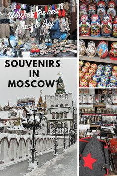 We think the best place in Moscow to buy affordble souvenirs in Moscow is Vernissage in Ismailovo and we also explain what makes a perfect gift from Russia