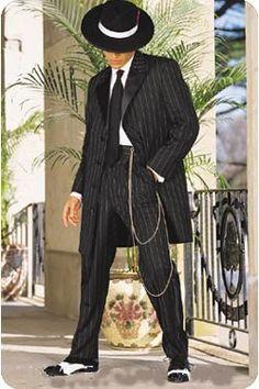 Men Fashions 1940 Zoot Suits   Mens Suit USA: History of Zoot Suits