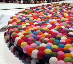 come fare un tappeto con telaio fai da te Tutorial H O M