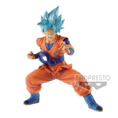Kid Goku On Nimbus Large Size Dragon Ball Z Rare Blue Outfit