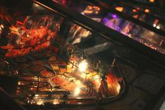 Of course, there's a competitive pinball scene. And of course, it's in Portland.