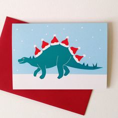 Christmas cards by helloDODOshop on Etsy