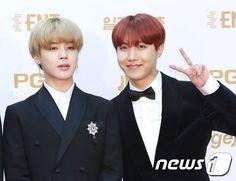 D. 2 :: ★ 180111 32nd Golden Disc Awards Red Carpet #BTS ~♡