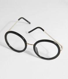 5f75377dd9ed Retro Style Black Round Glasses