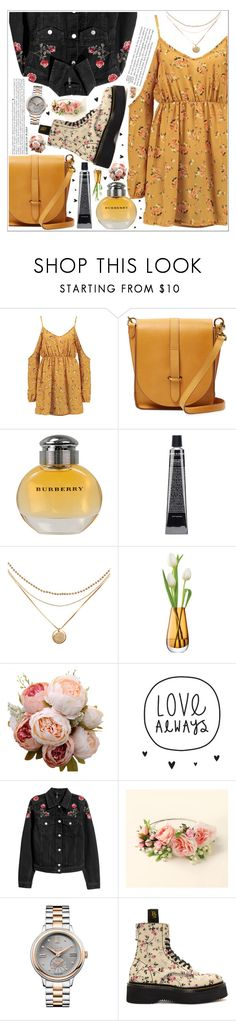 """""""style"""" by lena-volodivchyk ❤ liked on Polyvore featuring Frye, Burberry, LSA International, Anja, Vivienne Westwood and R13"""