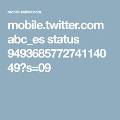 mobile.twitter.com abc_es status 949368577274114049?s=09