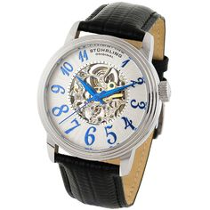 Stuhrling Men's Automatic Delphi Apollo Watch