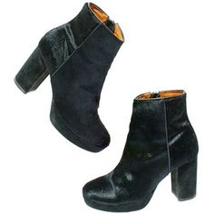 Madewell Alexa Chung For Madewell Zowie Boots In Calf Hair