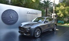 Maserati Levante Officially Joins Australia's Luxury SUV Segment - #Levante, #Maserati