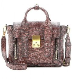 3.1 Phillip Lim Pashli Mini Textured Leather Trapeze Multiple Bag - Satchel. Save 34% on the 3.1 Phillip Lim Pashli Mini Textured Leather Trapeze Multiple Bag - Satchel! This satchel is a top 10 member favorite on Tradesy. See how much you can save