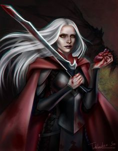 Manon Blackbeak by morgana0anagrom
