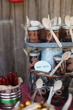 Camping Deer Birthday Party | Party and Event GuideParty Ideas Blog | Event Services Directory | Party and Event Guide