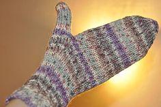 Fäustling * Sockenwolle