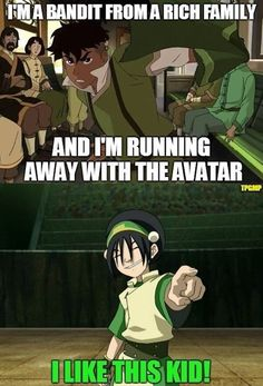 Welcome to Team Avatar
