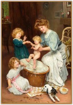 Arthur John Elsley (1860 - 1952) | İngiliz Ressam - Sayfa 2 - Forum Gerçek