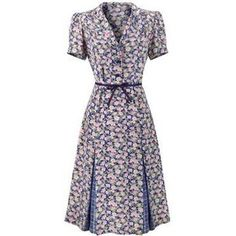 Cath Kidston - Frida Floral Medick Dress