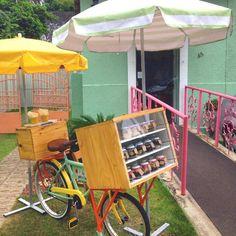 food bike para brigadeiro 20 - clube de brigaderia
