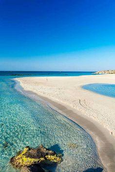 Elafonisi   Crete, Greece.