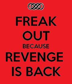 Revenge is back !