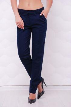 1bd4a0dc3ea1 Классические женские брюки, застегиваются на пуговицу и змейку, есть петли  для декоративного пояса,