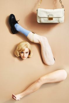 Alex Prager for <i> Garage </i>magazine - The Cut