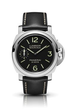 LUMINOR MARINA 8 DAYS ACCIAIO PAM00510 - Kollektion LUMINOR - Uhren Officine Panerai