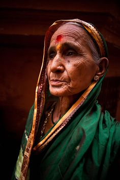 Maharathi pilgrim ~ India