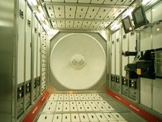 on the international space station