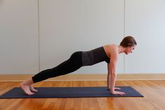 Upper body exercises to compliment running