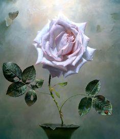 que famosos pintaron rosas - Buscar con Google