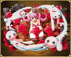 Perona ~Sweets~ Ghost Princess
