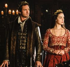 Mary on Reign 4x11