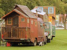 Gypsy Fair House Trucks - Dunedin